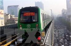 Cấp chứng nhận đăng kiểm tạm thời các đoàn tàu tuyến Cát Linh-Hà Đông