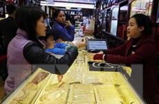 Giá vàng tăng hơn 100.000 đồng mỗi lượng trong tuần này