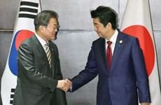 Nhật Bản hối thúc Hàn Quốc giải quyết tranh cãi song phương