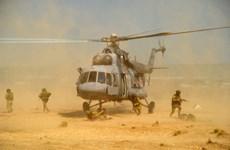 Trực thăng quân sự Nga hạ cánh khẩn cấp tại Siberia