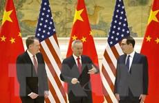 Mỹ-Trung sẽ sớm ký thỏa thuận thương mại giai đoạn 1