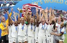 Bức tranh ấn tượng của làng thể thao thế giới trong năm 2019