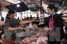 Xem xét giảm thuế và nhập khẩu thêm thịt lợn để bình ổn giá dịp Tết