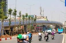 Khởi công cầu vượt tại nút giao An Dương-đường Thanh Niên giai đoạn 2