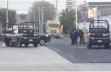Xả súng ở miền Trung Mexico khiến 11 người thương vong