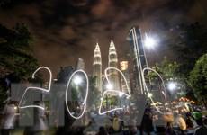 Người dân thế giới hân hoan chào đón Năm mới 2020