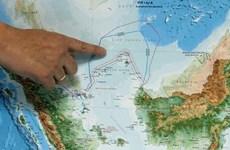 Indonesia tổ chức nhiều cuộc họp sau khi Trung Quốc xâm nhập EEZ