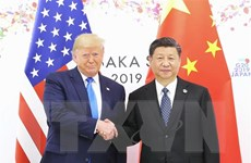 Mỹ-Trung: 'Đình chiến' thương mại, cạnh tranh trên mặt trận quân sự?
