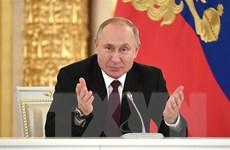 Nga ''bội thu'' thành tích đối ngoại trong năm 2019