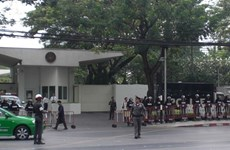 An ninh được siết chặt tại Đại sứ quán Mỹ và Iran ở nhiều nước