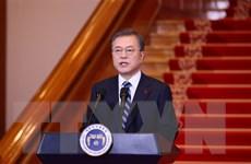Thông điệp Năm mới của Tổng thống Hàn nhấn mạnh hợp tác liên Triều