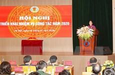 Kiểm toán Nhà nước tổ chức hội nghị triển khai công tác năm 2020