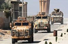 Syria: Đánh bom bên đường, 4 binh sỹ Thổ Nhĩ Kỳ thiệt mạng