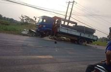 Long An: Tai nạn nghiêm trọng làm 2 học sinh tử vong và bị thương