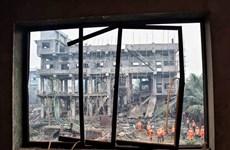 Ấn Độ: Nổ nhà máy hóa chất, 8 người chết, nhiều người vẫn mắc kẹt