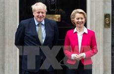 Ba thông điệp chủ tịch EC gửi Thủ tướng Anh Boris Johnson