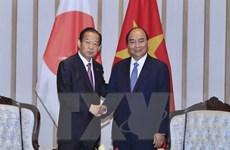 Quan hệ Việt Nam-Nhật Bản những năm qua đã phát triển vượt bậc