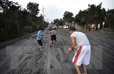 Philippines: Núi lửa Taal có thể phun nham thạch trong nhiều tuần