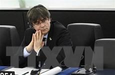 EP xem xét tước quyền miễn trừ truy tố cựu lãnh đạo vùng Catalonia