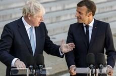 Lãnh đạo Anh-Pháp tái khẳng định cam kết với thỏa thuận hạt nhân Iran