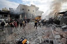 Syria: Giao tranh dữ dội tại Idlib gây nhiều thương vong