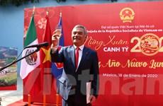 Cộng đồng người Việt tại Mexico mừng Xuân Canh Tý 2020