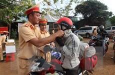 Phó Thủ tướng Trương Hòa Bình gửi Thông điệp về an toàn giao thông