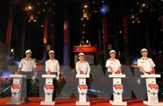 Tân Cảng Sài Gòn phát lệnh làm hàng đầu Xuân Canh Tý 2020