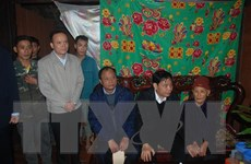 Bộ trưởng Bộ Nông nghiệp làm việc tại Bắc Kạn về hậu quả do mưa đá