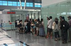 166 khách du lịch từ Vũ Hán được đưa trở lại Trung Quốc