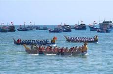 Ninh Thuận khai hội mở lạch vươn khơi đánh bắt hải sản đầu Xuân