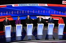 Bầu cử Mỹ 2020: Không ứng viên Dân chủ nào chiếm ưu thế tại bang Iowa