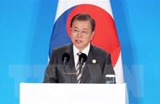 Tổng thống Hàn Quốc cảnh báo hành vi phát tán tin giả về dịch bệnh