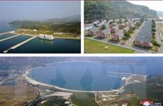Triều Tiên dừng kế hoạch dỡ bỏ các cơ sở ở Núi Kumgang