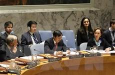 HĐBA lần đầu thảo luận tăng cường hợp tác Liên hợp quốc-ASEAN