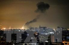 Rocket từ Gaza tiếp tục bắn vào miền Nam Israel