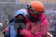 Miền Bắc chịu ảnh hưởng từ 4-6 đợt không khí lạnh trong tháng 2