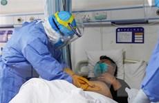 Số ca tử vong vì nCoV tại Trung Quốc tăng lên 360, vượt dịch SARS
