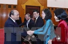 Thủ tướng tiếp các Trưởng cơ quan đại diện Việt Nam tại nước ngoài