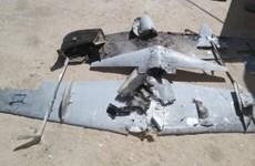 Houthi tuyên bố bắn rơi máy bay không người lái của liên quân Arab