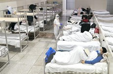 WHO: 90% các trường hợp nhiễm virus trên thế giới là ở Trung Quốc