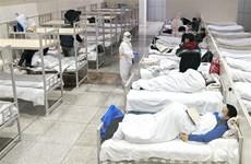 Bệnh viện dã chiến phát huy hiệu quả chống dịch tại Vũ Hán