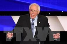 Bầu cử Mỹ 2020: Ông Sanders giành chiến thắng tại bang New Hampshire