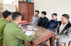 Quảng Bình: Triệt phá tụ điểm nóng về đánh bạc tại thị xã Ba Đồn