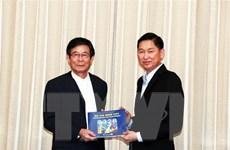 TP.HCM tăng cường hợp tác với tỉnh Wakayama của Nhật Bản