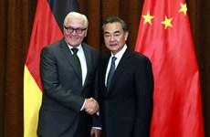 Đức và Trung Quốc tiếp tục đẩy mạnh giao lưu và hợp tác song phương
