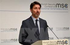 Thủ tướng Canada tin tưởng NAFTA 2.0 sẽ được Quốc hội thông qua
