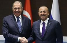 Bất đồng về Syria không nên ảnh hưởng tới quan hệ Thổ Nhĩ Kỳ-Nga