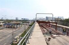 Kết nối thông tuyến toàn dự án đường sắt đô thị Bến Thành-Suối Tiên