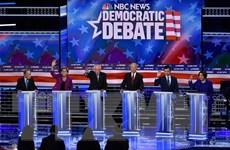 Sau cuộc tranh luận của đảng Dân chủ Mỹ: Người hy vọng, kẻ thất vọng